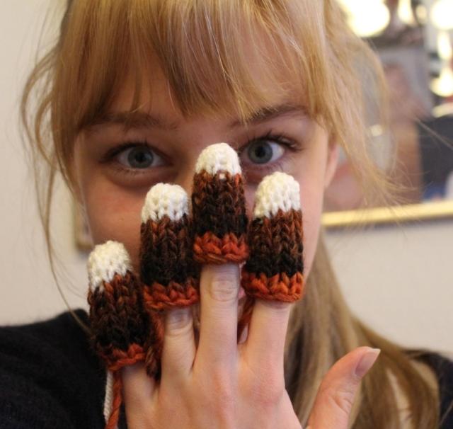 Fox fingers!